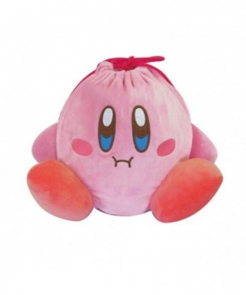 Kirby Drawstrings Character fluffy strings