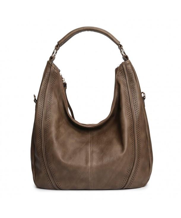 Oversized Leather Handbags Crossbody Shoulder
