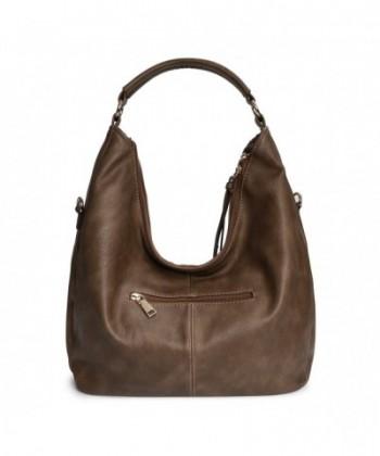 Hobo Bags Oversized Leather Handbags