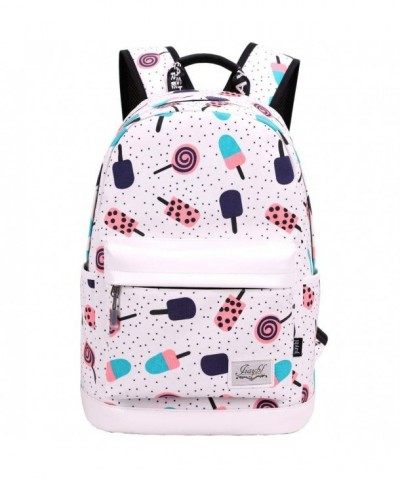 Mocha weir Backpack Bookbags Children