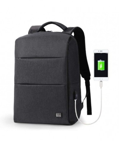 ZZINNA Backpack Bookbag Backpacks Charging