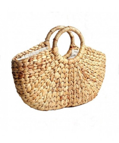 Oshide Handmade Handle Summer Handbags