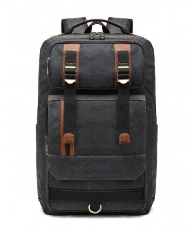 BEFAiR Backpack College Vintage Weekender