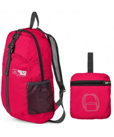 Folding Backpack Compact Durable Built