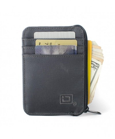 RFID Wallet Nylon Mini Protective