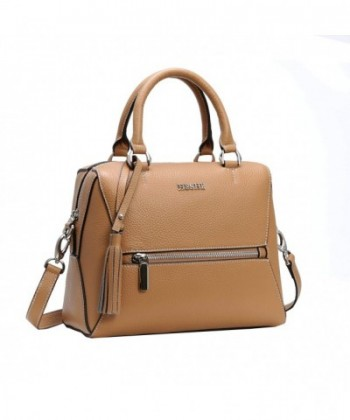 Leather Handbags Business Shoulder Designer