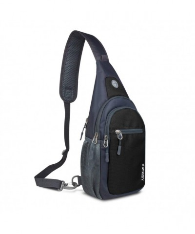 ZZSY Backpack Shoulder Crossbody Daypack