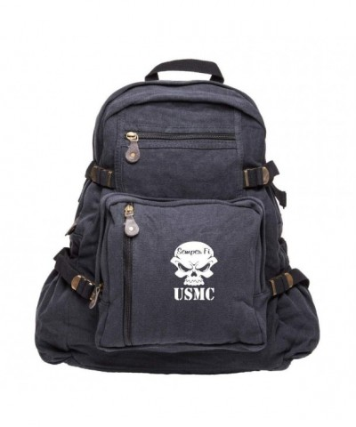 Semper Marine Heavyweight Canvas Backpack
