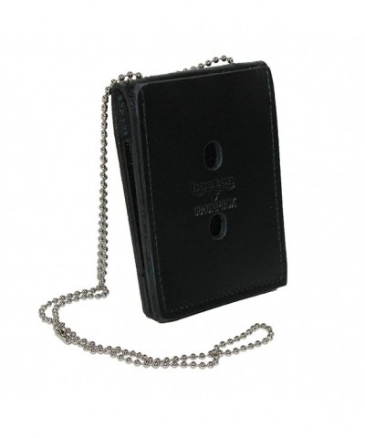 Boston Leather Deluxe Holder Wallet