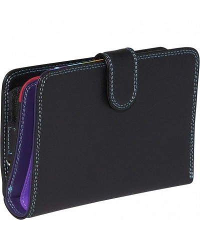 Belarno Large Vertical Bifold Wallet