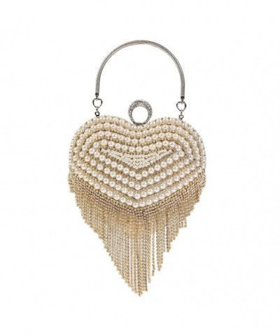 Damara Womens Fringed Embellishment Evening