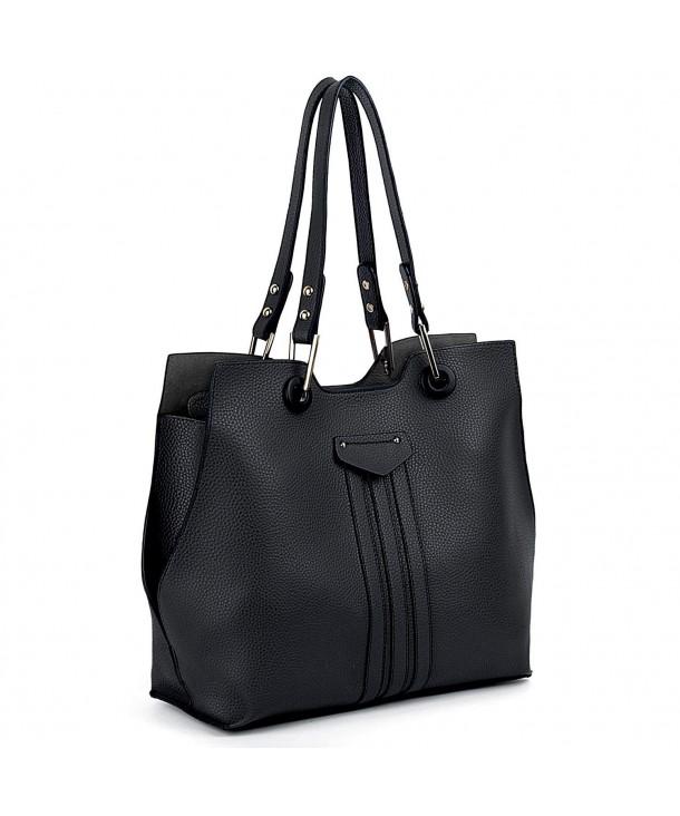 UTO Shoulder Leather Capacity Handbags