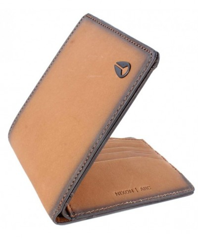 Nixon Mens Arc Bi Fold Wallet