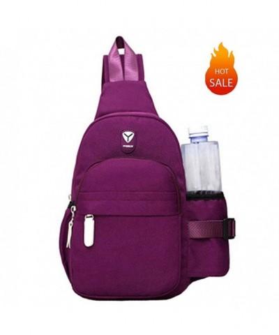 Fashion Crossbody Sports Bottle Pocket