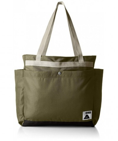 Poler Mens Totes Burnt Olive