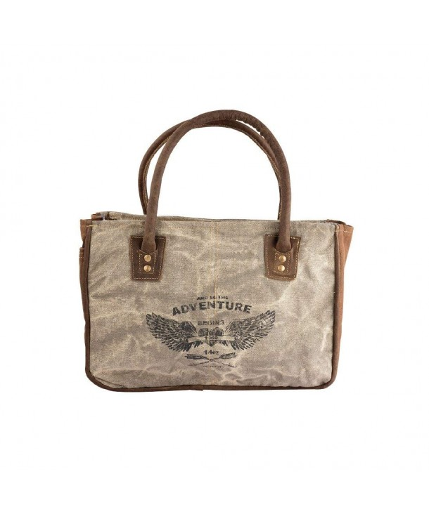 Clea Ray Recycled Adventure Zippered
