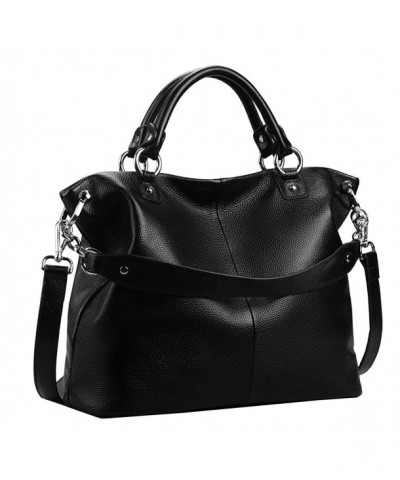 Leather Shoulder Handbags Top handle Crossbodies
