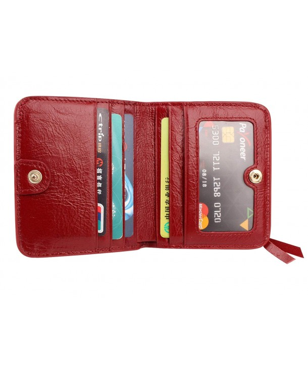 Aladin Ladies Small Bifold Wallet
