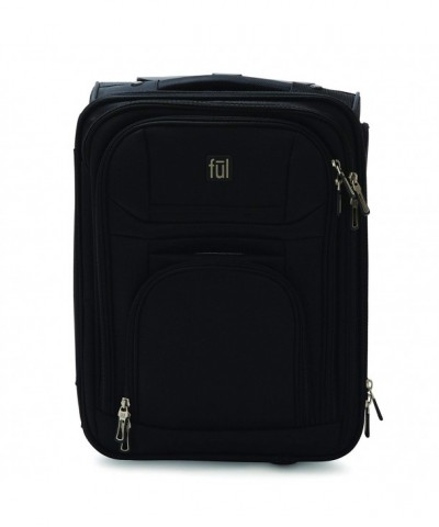 Pilot Under Seat Carry On Luggage Black