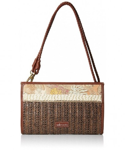 Sakroots Roma Mini Crossbody Wildlife