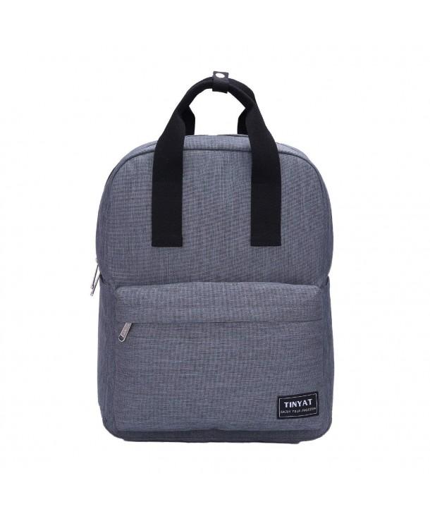 TINYAT Backpack Daypacks Resistant Rucksack