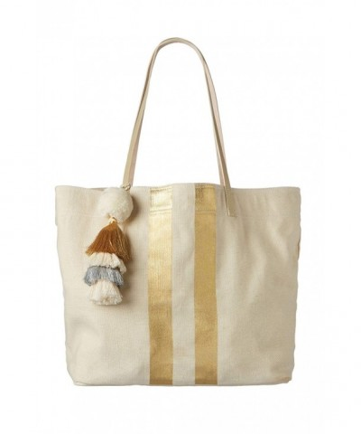 Shiraleah Serena Tote Beach Natural