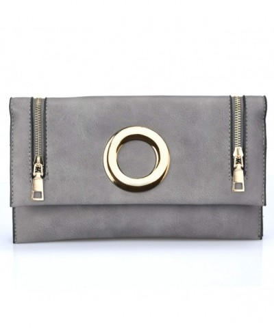 Forestfish Wristlet Clutch Evening Shoulder