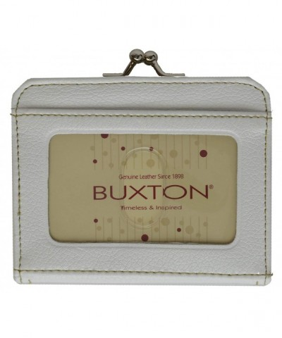 Buxton Ladies Change Window Closure