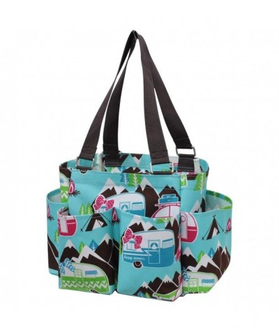 Happy Camper NGIL Zippered Organizer