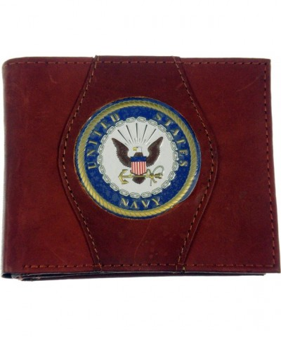 US Navy Genuine Leather Wallet