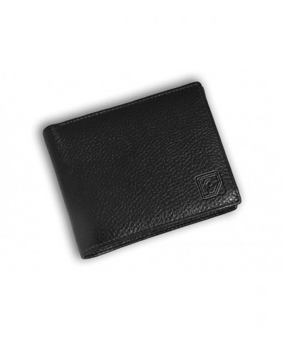 RFID Wallets Men Blocking Protection