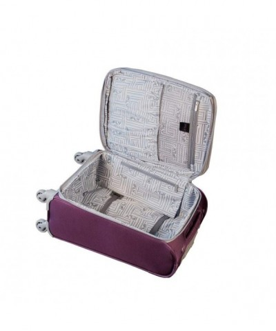 iFLY Sided Luggage Passion Purple