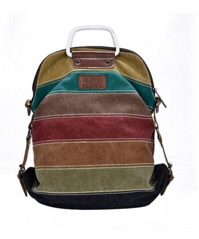 Genda 2Archer Multi Color Shoulder Backpack