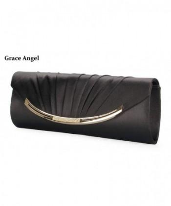 b1c7835379b73 Grace Angel Pleated Crystal GA13763  Cheap Women s Evening Handbags  Clearance ...