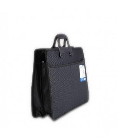 Executive Organizer Portfolio Briefcase Black
