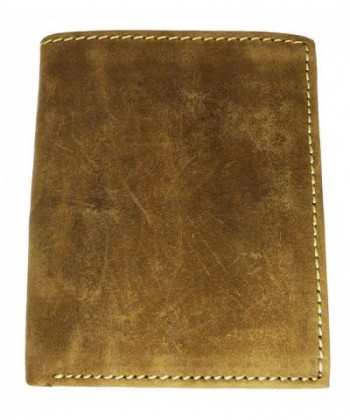 Hunter Leather Wallet Credit Storage