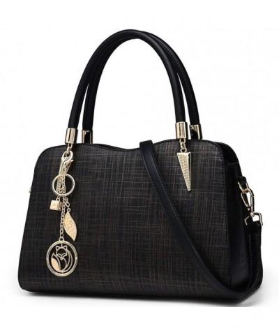 FOXER Leather Handbag Crossbody Shoulder