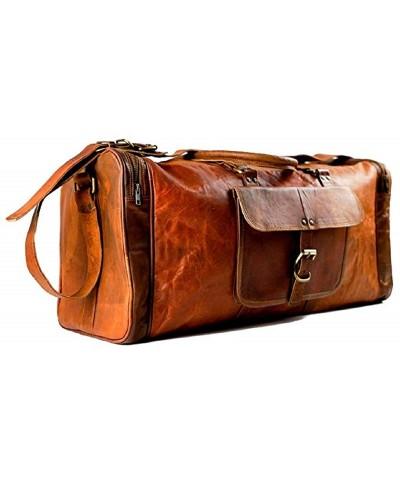 Handmadecraft Genuine Leather Shoulder Holdall