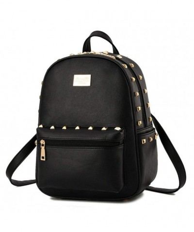 Leather Backpacks Satchel Handbag Daypack