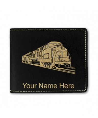 Leather Freight Personalized Engraving Included
