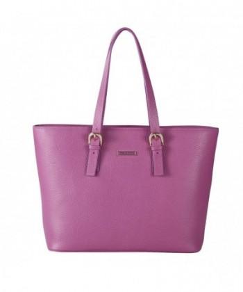 Banuce Shoulder Genuine Leather Handbag