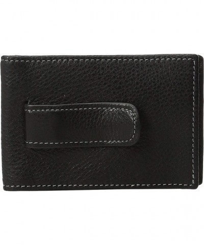 Johnston Murphy Two fold Money Black
