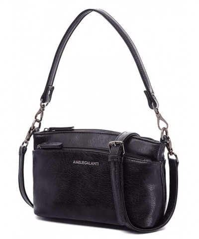 Shoulder Crossbody Handbag Satchel Detachable