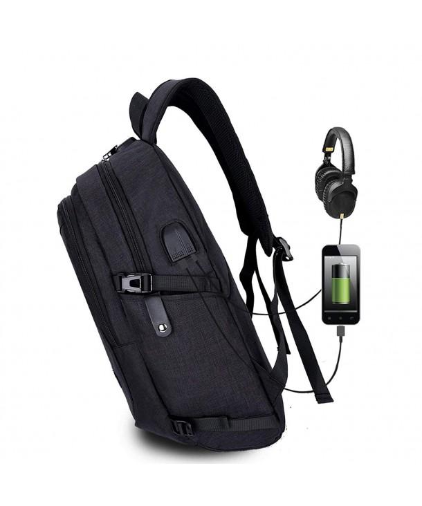 Backpack waterproof material Charging Headphone