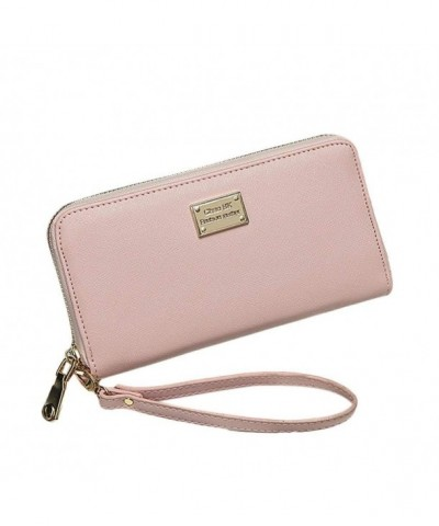 Hemlock Clutch Wallet Rectangle Zipper