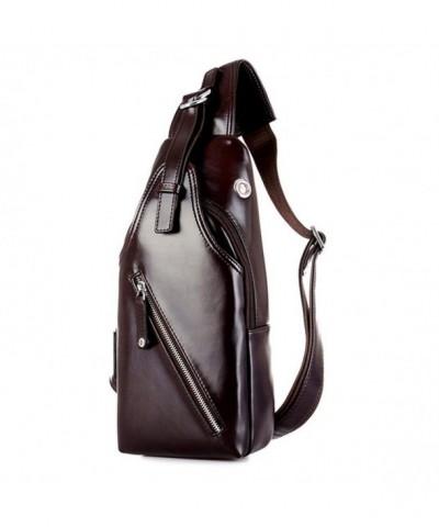 TUOKE Waterproof Shoulder Crossbody Backpack