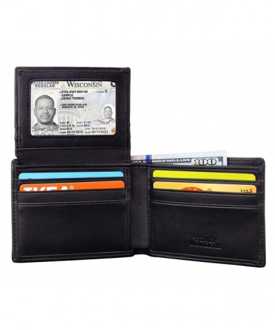Tonly Monders Blocking Leather Wallet