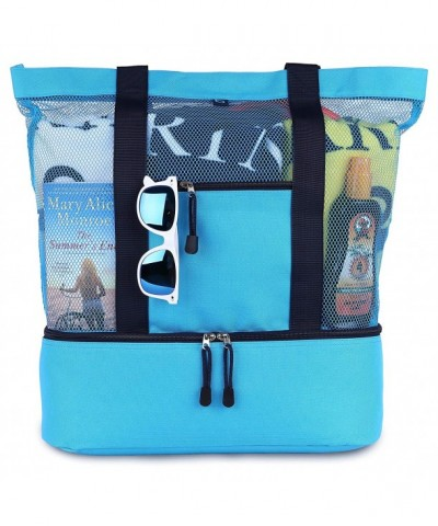 blue sky BASICS Beach Bag