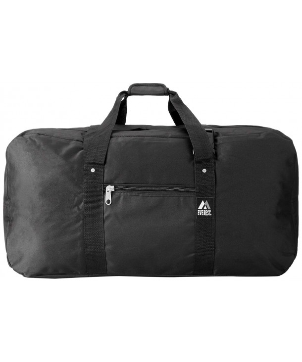 Everest Cargo Duffel Black Size