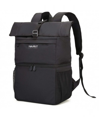 TOURIT Backpack Insulated Lightweight Compartment